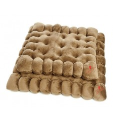 Coussin forme biscuit pour chien-Accueil