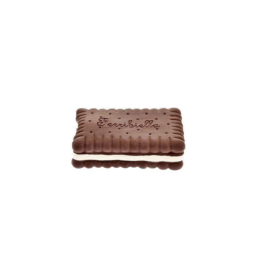 Jouet en latex biscuit Petit Beurre - chocolat-Accueil