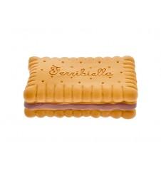 Jouet en latex biscuit Petit Beurre - caramel-Accueil