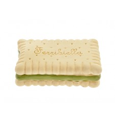 Jouet en latex biscuit Petit Beurre - pistache-Accueil