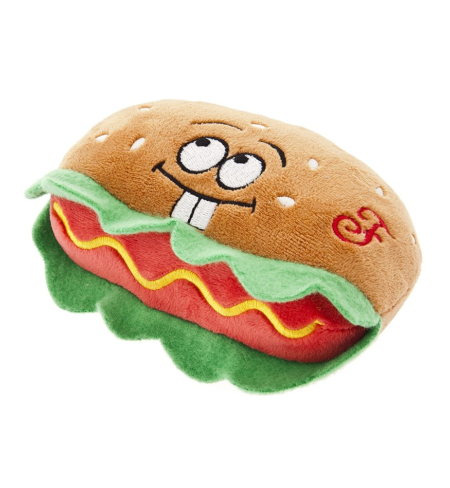 Jouet Peluche Hamburger-Accueil