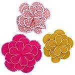 Fleurs pour collier